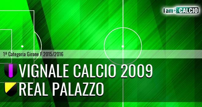 Vignale Calcio 2009 - Real Palazzo
