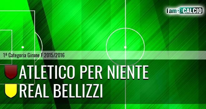 Atletico Per Niente - Real Bellizzi