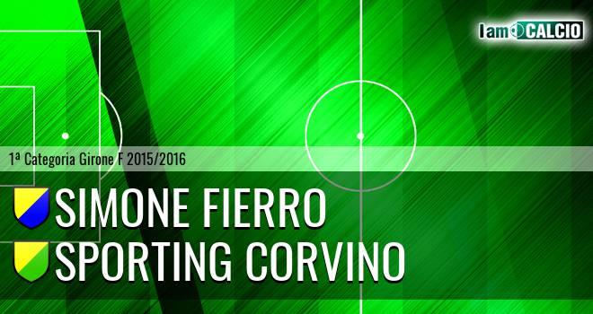 Simone Fierro - Sporting Corvino