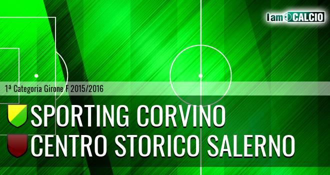 Sporting Corvino - Centro Storico Salerno