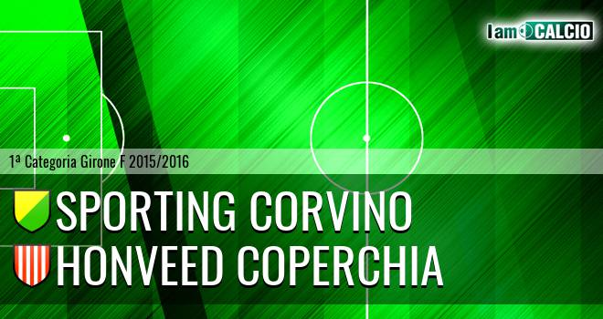Sporting Corvino - Honveed Coperchia