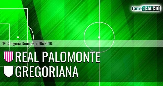 Polisportiva Real Palomonte - Gregoriana