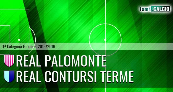 Polisportiva Real Palomonte - Real Contursi Terme