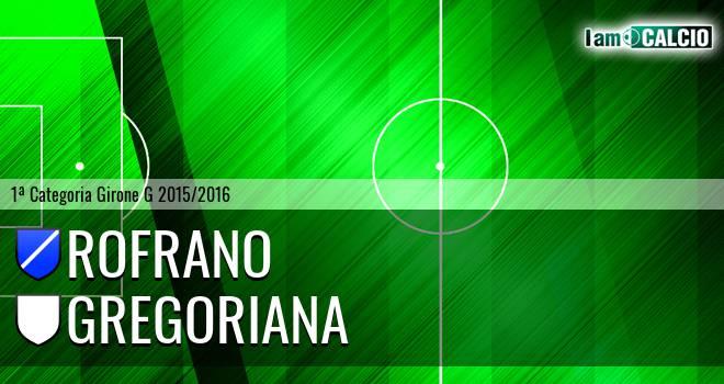 Rofrano - Gregoriana