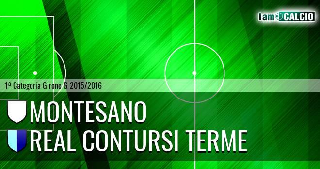 Montesano - Real Contursi Terme