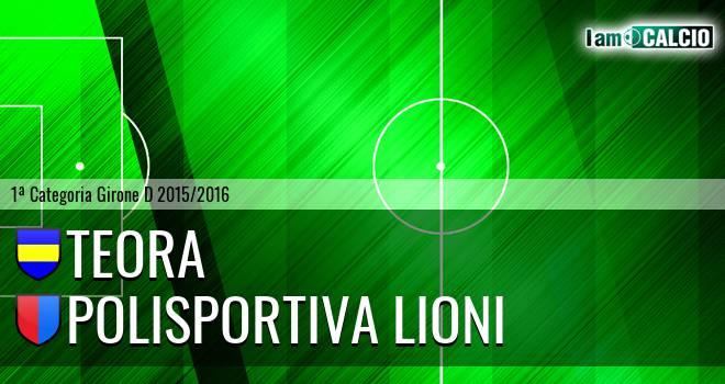 Real San Martino Valle Caudina - Polisportiva Lioni