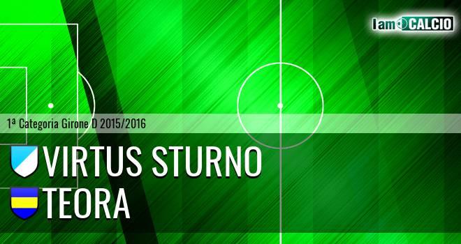 Virtus Sturno - Real San Martino Valle Caudina