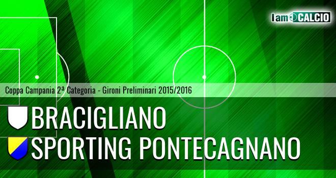 Bracigliano - Sporting Pontecagnano