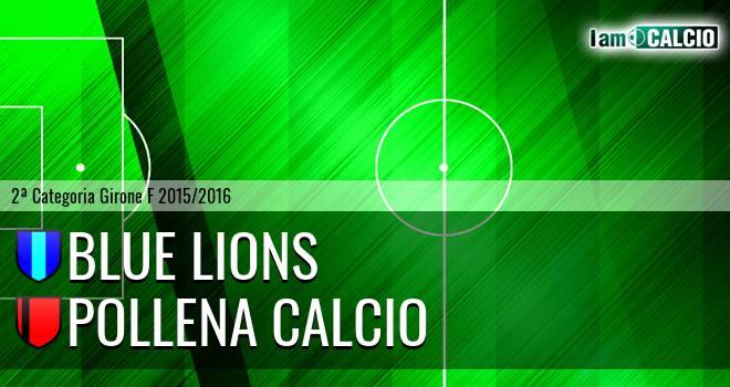 Blue Lions - Pollena Calcio