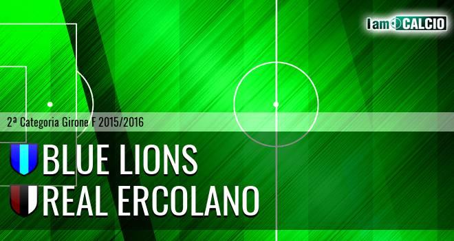 Blue Lions - Ercolanese