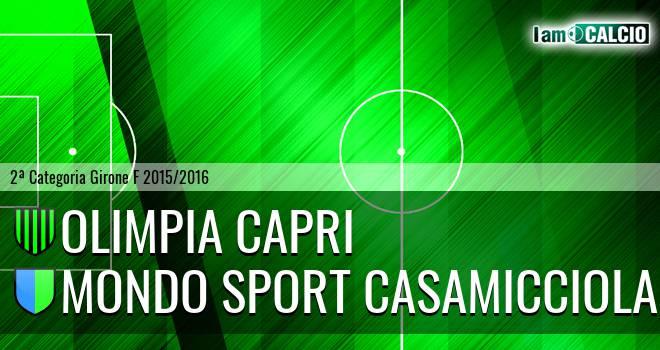 Olimpia Capri - Mondo Sport Casamicciola Terme
