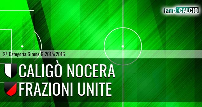 Caligò Nocera - Frazioni Unite