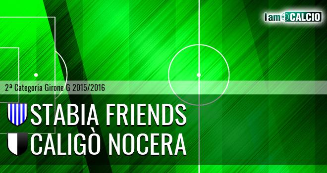 Stabia friends - Caligò Nocera