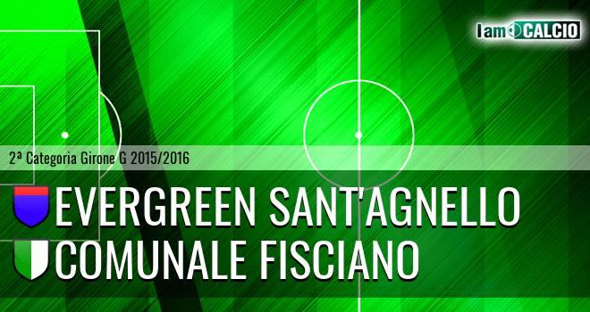 Evergreen Sant'Agnello - Comunale Fisciano