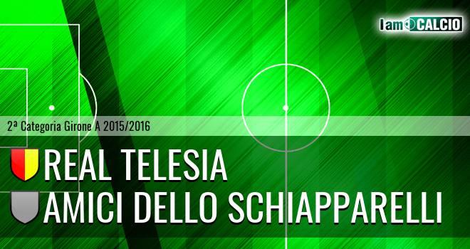 Real Telesia - Amici dello Schiapparelli