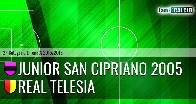 Junior San Cipriano 2005 - Real Telesia