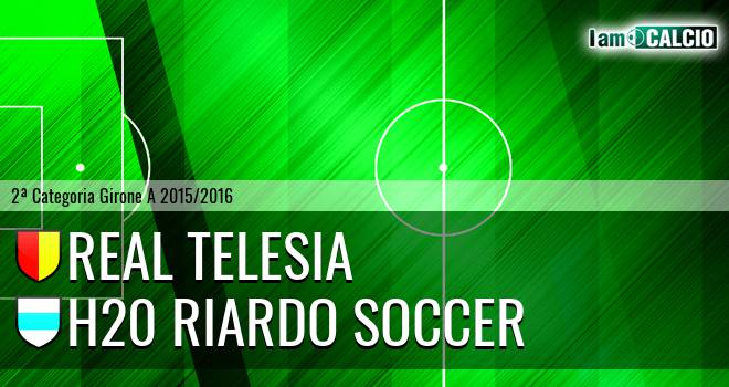 Real Telesia - H20 Riardo Soccer
