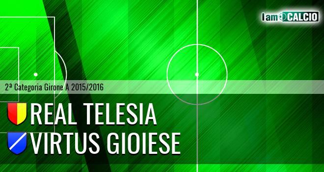 Real Telesia - Calcio Virtus Gioiese