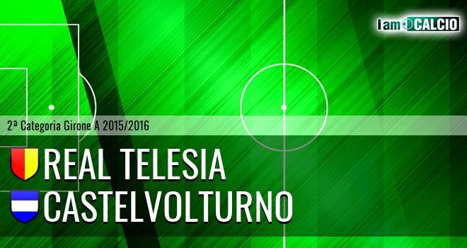 Real Telesia - Castelvolturno