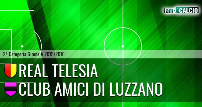 Real Telesia - Club Amici di Luzzano