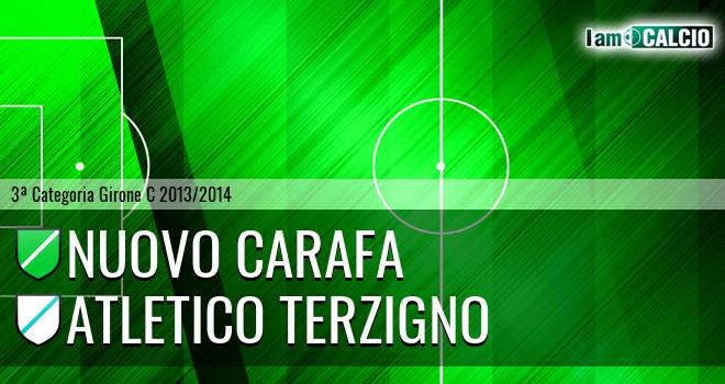 Nuovo Carafa - Atletico Terzigno
