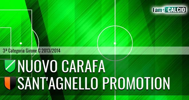 Nuovo Carafa - Sant'Agnello Promotion