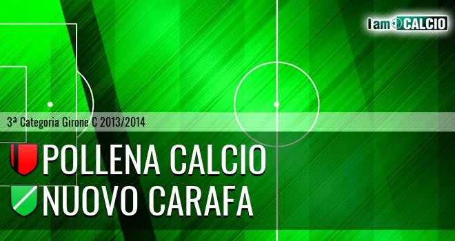 Pollena Calcio - Nuovo Carafa