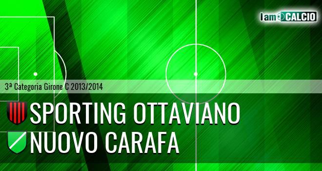 Sporting Ottaviano - Nuovo Carafa