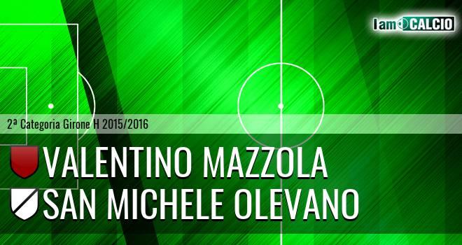 Valentino Mazzola - San Michele Olevano