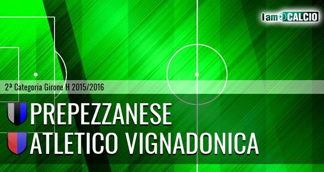Prepezzanese - Atletico Vignadonica
