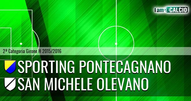 Sporting Pontecagnano - San Michele Olevano