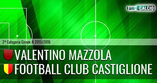 Valentino Mazzola - Football Club Castiglione