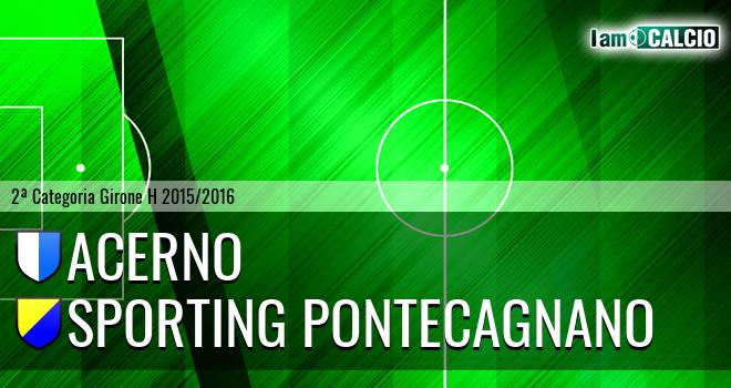 Acerno - Sporting Pontecagnano