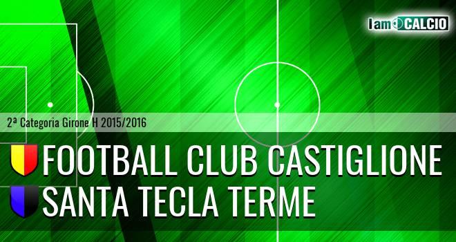 Football Club Castiglione - Santa Tecla Terme
