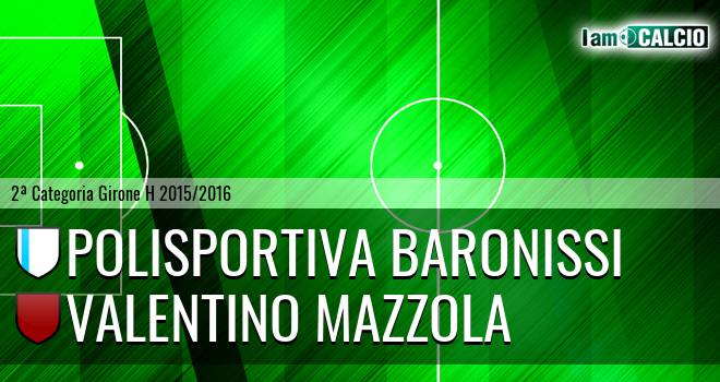Polisportiva Baronissi - Valentino Mazzola