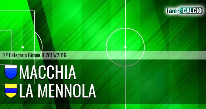 Macchia - La Mennola