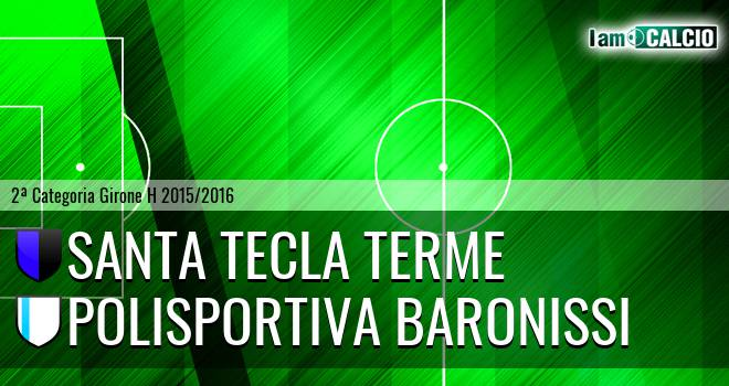 Santa Tecla Terme - Polisportiva Baronissi