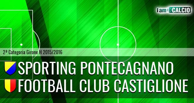 Sporting Pontecagnano - Football Club Castiglione