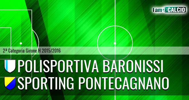 Polisportiva Baronissi - Sporting Pontecagnano