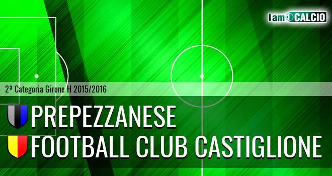 Prepezzanese - Football Club Castiglione