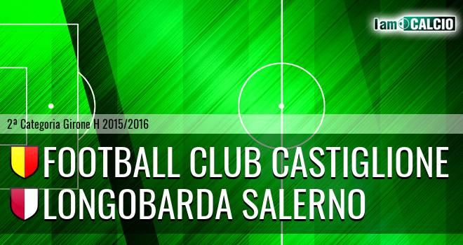 Football Club Castiglione - Longobarda Salerno