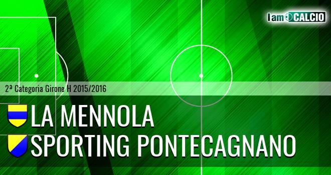 La Mennola - Sporting Pontecagnano