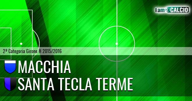 Macchia - Santa Tecla Terme