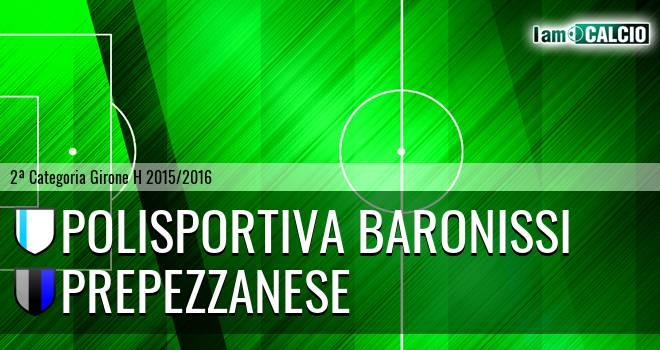 Polisportiva Baronissi - Prepezzanese