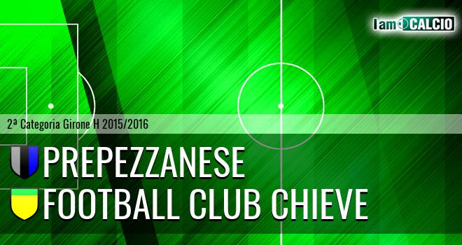 Prepezzanese - Football Club Chieve