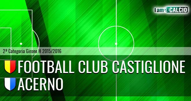 Football Club Castiglione - Acerno
