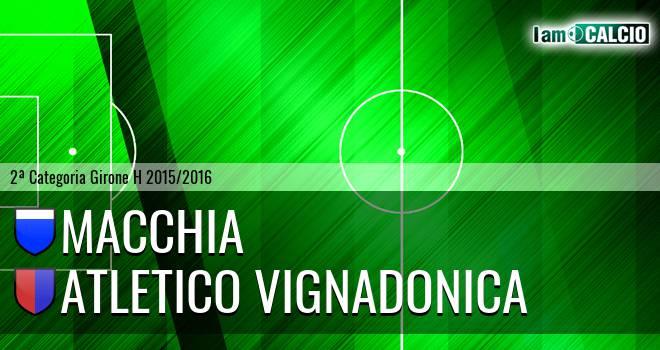 Macchia - Atletico Vignadonica