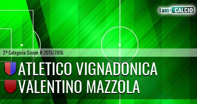 Atletico Vignadonica - Valentino Mazzola