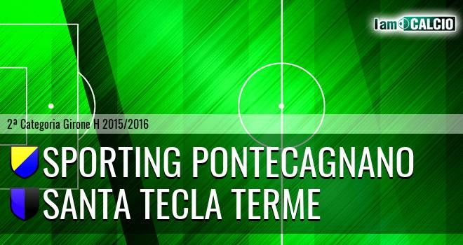 Sporting Pontecagnano - Santa Tecla Terme