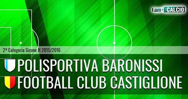 Polisportiva Baronissi - Football Club Castiglione